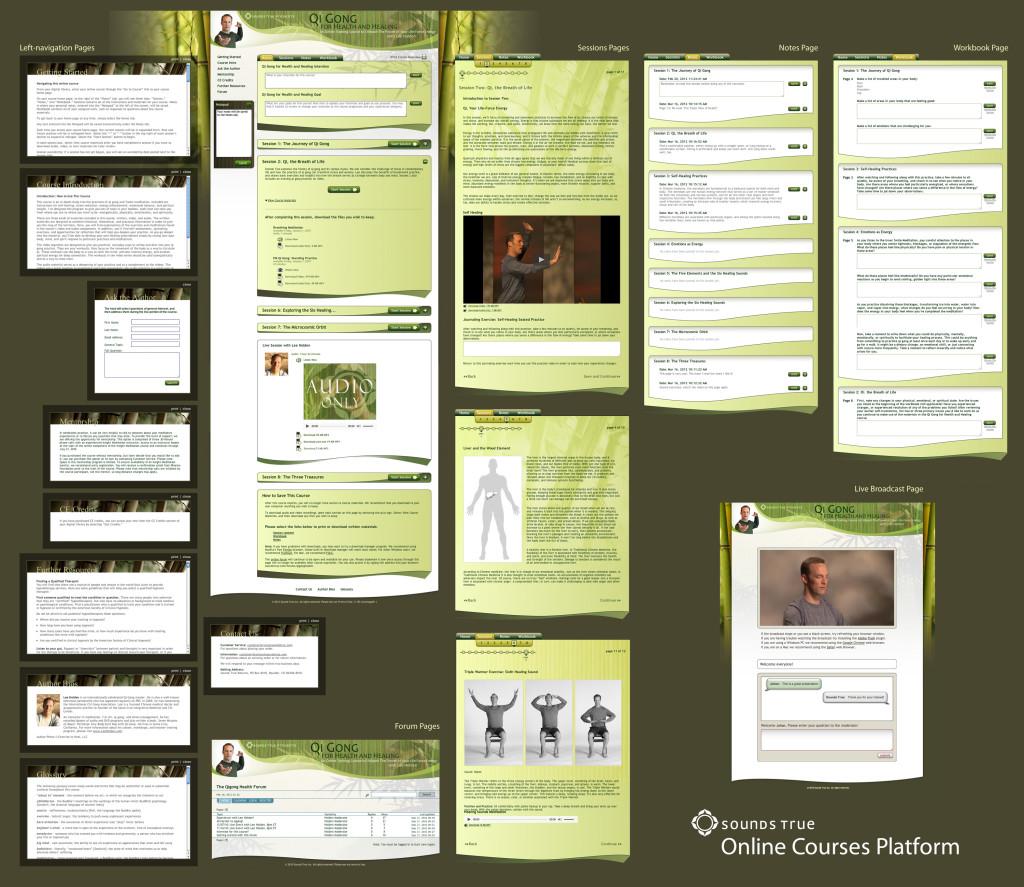 Sounds True Online Courses Platform featured image